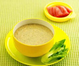 金枪鱼菜粥(10~12个月辅食)