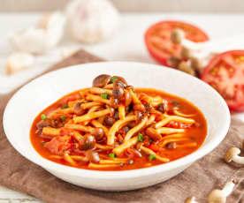 茄汁蟹味菇