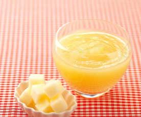 苹果泥(6个月辅食)