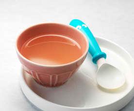 洋葱清汤(6个月辅食)