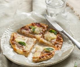 夏威夷小披萨