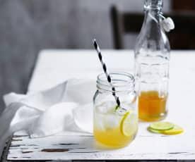 自制柠檬糖浆