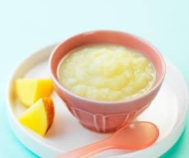 土豆泥(6个月辅食)