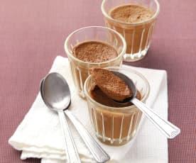 巧克力奶油布丁