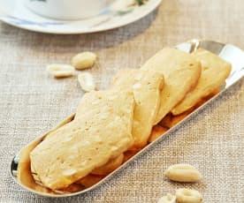 浓香花生饼干