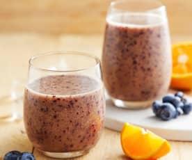 抗氧蓝莓香蕉橙饮