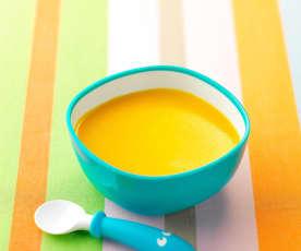玉米浓汤(7~9个月辅食)