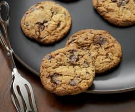 巧克力脆片饼干