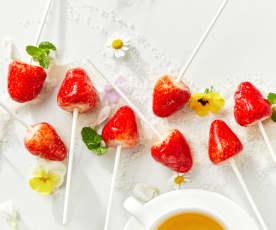 草莓糖葫芦
