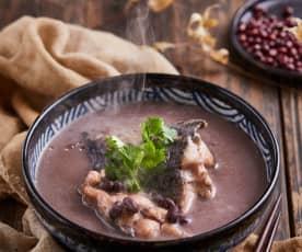 鲫鱼赤豆汤