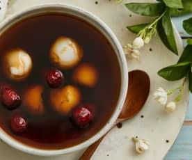 荔枝红枣汤