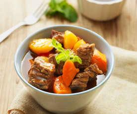 日式土豆炖牛肉