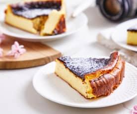 巴斯克蛋糕