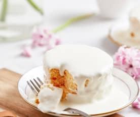 芝士瀑布蛋糕