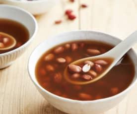 黑糖芸豆花生汤