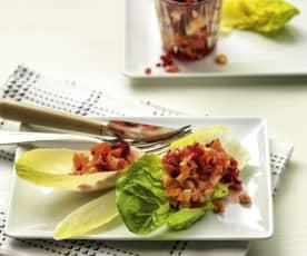 蔬菜碎色拉