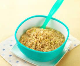 肉末芹菜(13~18个月辅食)