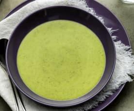 西葫芦浓汤