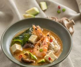 海鲜大酱汤