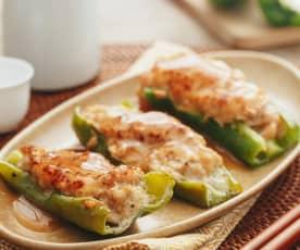 日式青椒塞肉