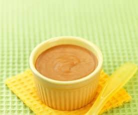 番茄鸡肝泥(7~9个月辅食)