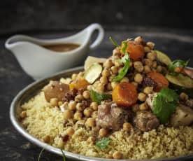 摩洛哥古斯米风味餐