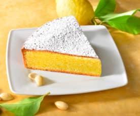 柠檬杏仁蛋糕