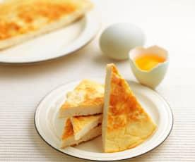 鸭蛋鱼饼(13~18个月辅食)