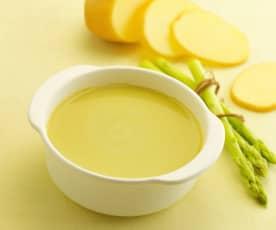 芦笋汤(10~12个月辅食)
