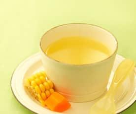 蔬菜汤(7~9个月辅食)