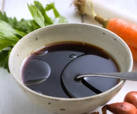 豉油皇酱汁