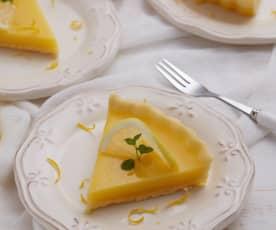 经典柠檬挞