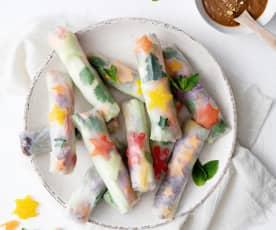 越式蔬菜卷