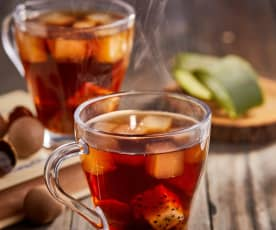 火龙果芦荟汁
