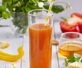 洋葱彩椒汁