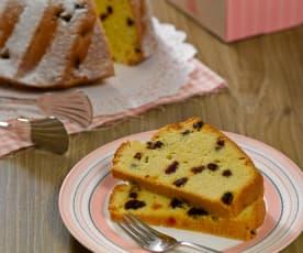 水果黄油蛋糕