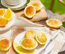柠檬壳小蛋糕