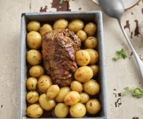 慢炖地中海羊肉