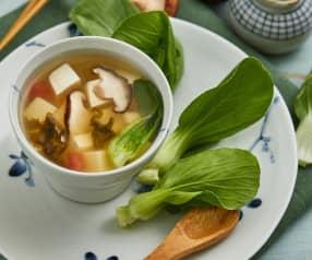 番茄味噌汤