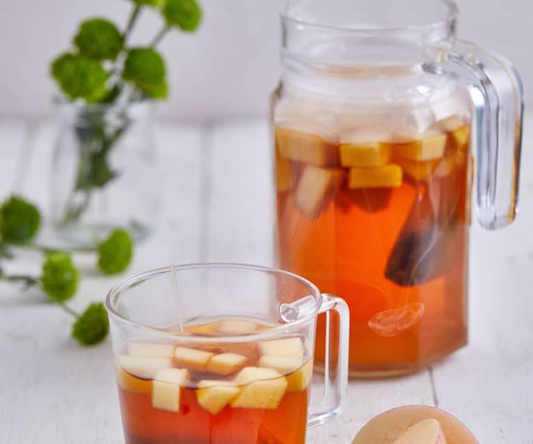 焦糖苹果肉桂茶