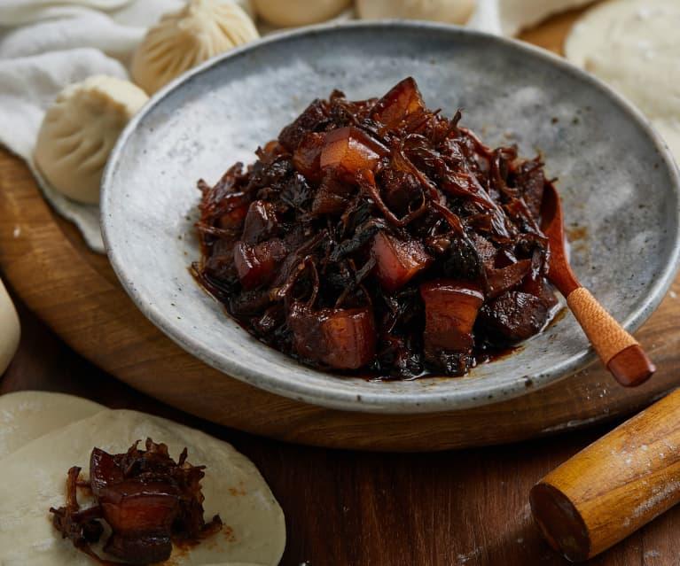 梅干菜肉馅